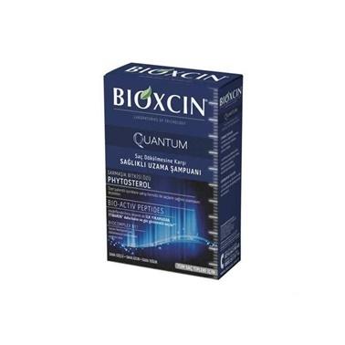 Bioxcin Quantum Phytosterol Sağlıklı Uzama Şampuanı 300ml Renksiz